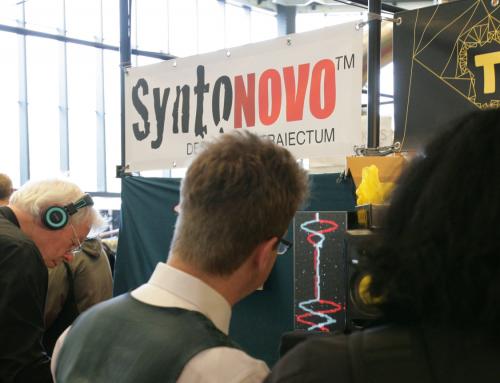 TINRS and Syntonovo pics Superbooth17